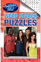 American Idol Word Search Puzzles