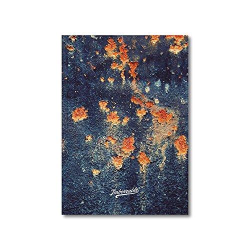 Imborrable Hole - Cuaderno de notas con malla de puntos, 144 páginas, A5, 14.8 x 21 cm