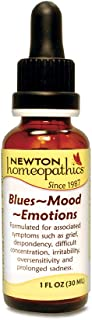 Newton Labs Homeopathics Remedy Blues & Mood Support 1oz Liquid