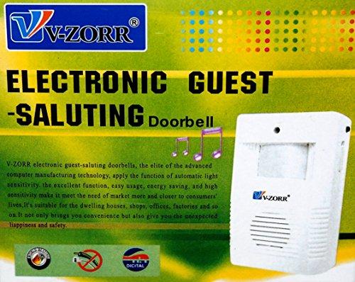 Elektronisch licht – kast, gast sensor doorgangsmelder, laaddeurbel, toegangsritsmelder, deurbel