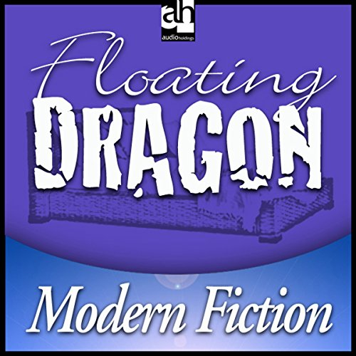 Floating Dragon audiobook cover art