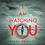 top 10 audio books - I Am Watching You