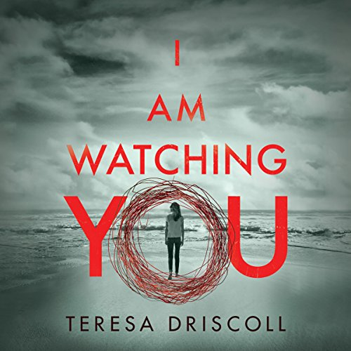 I Am Watching You audiobook cover art