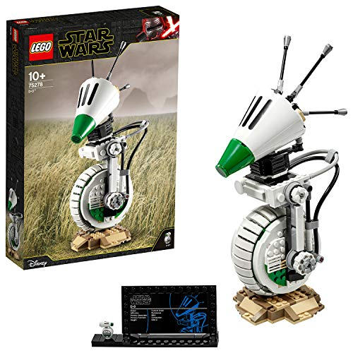 LEGO 75278 StarWars D-O Juguete de Construcción