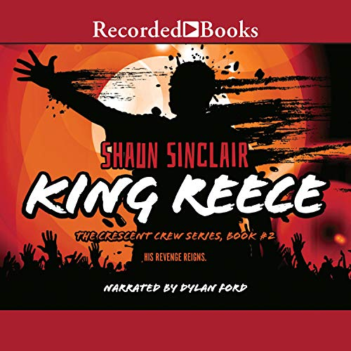 King Reece audiobook cover art