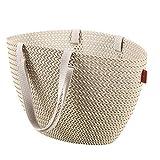 Curver Bolsa Knit Emily, Arena, 49x21x28 cm, 230384