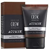 American Crew Classic Light Hold Texture Lotion 250ml / 8.45fl.oz. by Acumen Firm Grooming Cream 100ML, Negro, Estandar