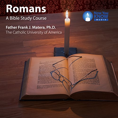 Romans: A Bible Study Course audiobook cover art