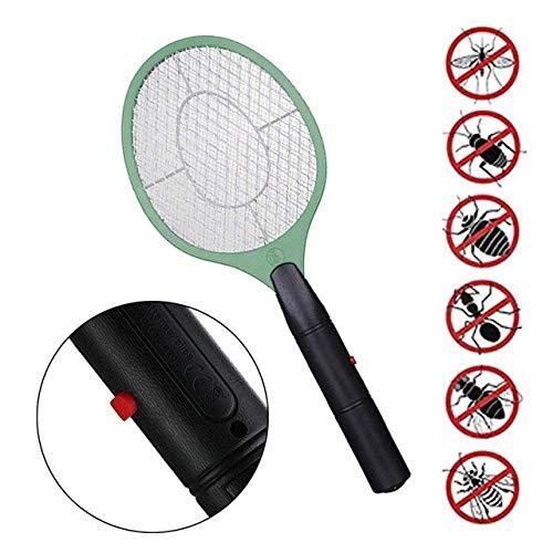 Scacciamosche Elettrico New Mosquito Swatter Killer Racchetta Portatile Insetto Volare Bug Wasp Volare Swatter Mazza da Tennis elettrica, C, Cina