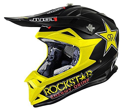 Just1,caschi J32,Pro Rockstar, 6063210201039