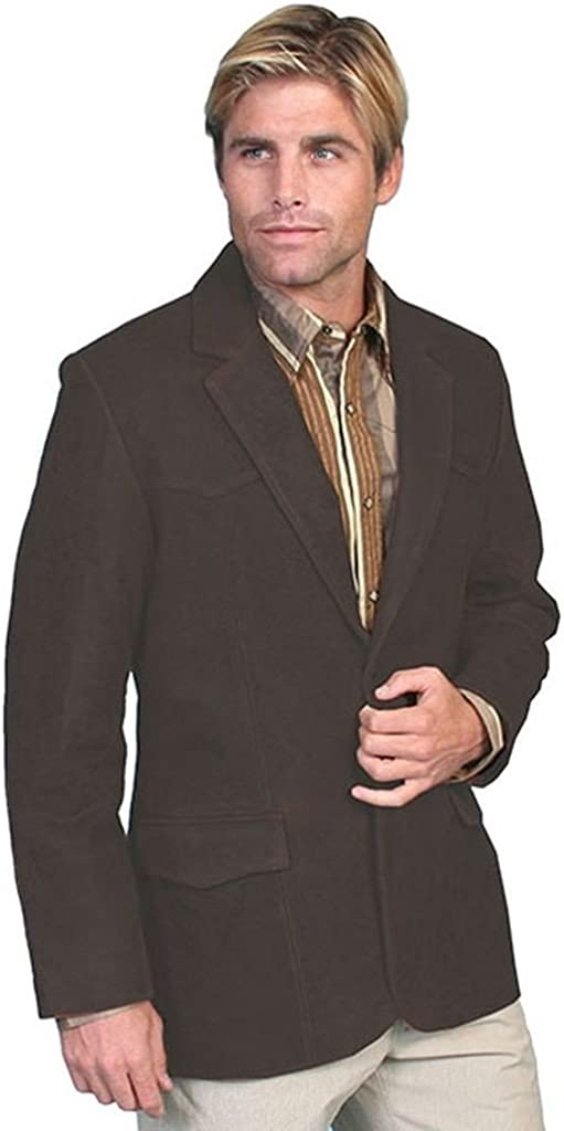 Scully mens Antique,western