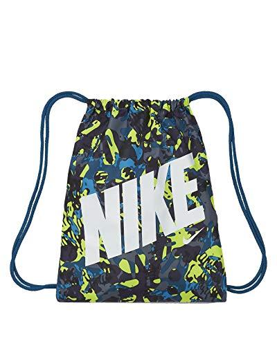 Nike Allover Print KIDS Gymbag Gymsack (one size, multi)