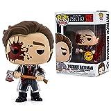 Popsplanet Funko Pop! Movies - American Psycho - Patrick Bateman (con Axe) (Bloody) Chase #942
