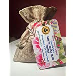 Wildflower Bombs Colourful Seed Balls Throw & Grow Help Save The Bees Eco Gift UK Native Seeds RHS Perfect Pollinators