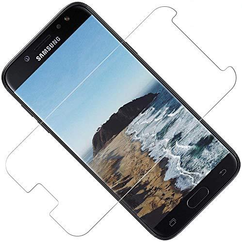 TOCYORIC Verre Trempé Samsung Galaxy J5 [3 Pack], Film Protection écran en Verre trempé écran Protecteur Vitre pour Samsung Galaxy J5- Anti Rayures - HD Ultra Transparent, Dureté 9H