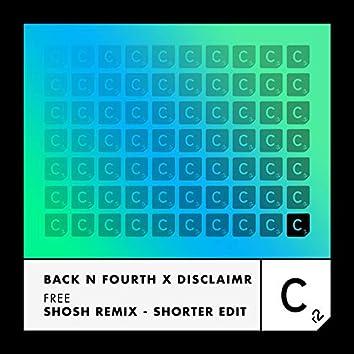 Free (SHOSH Remix - Shorter Edit)