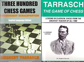 300 Chess Games & The Game Of Chess * 2 Chess Books