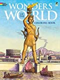 Wonders of the World Coloring Book (Dover History Coloring Book)