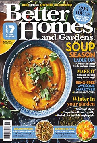 Better Homes and Garden Magazine - Soup Season (English Edition)