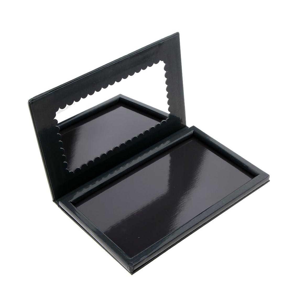 Homyl メイクアップパレット 磁気パレット コスメ 詰替え DIY 収納 ボックス メイクアップ