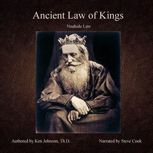 Ancient Law of Kings audiobook cover art