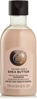 THE BODY SHOP Shea Butter Richly Replenishing Shampoo for Dry Hair Prone to Damage