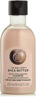 The Body Shop Richly Replenishing Shea Shampoo, 8.5 Ounce