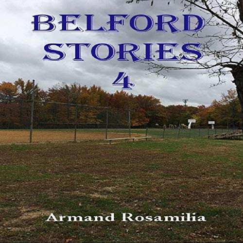 Belford Stories 4 audiobook cover art