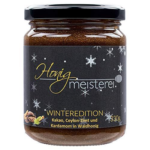 Winteredition - Kakao, Zimt und Kardamom in Waldhonig