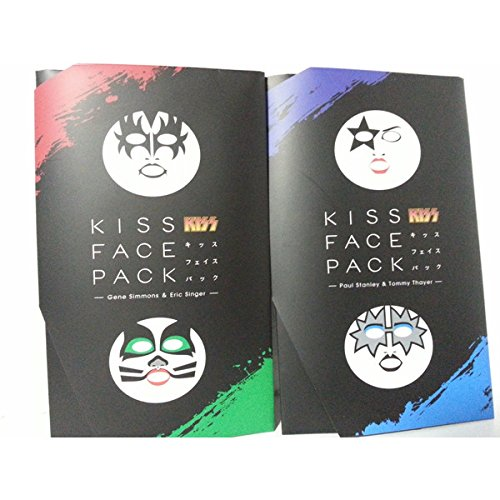 KISSフェイスパックセット KISS FACE PACK /