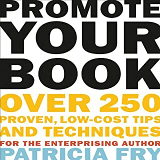 Promote Your Book audiobook cover art