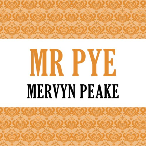 Mr. Pye audiobook cover art