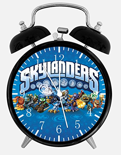 Skylanders E15 Wecker / Tischuhr 9,5 cm