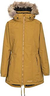 Trespass Womens/Ladies Celebrity Insulated Longer Length Parka Jacket