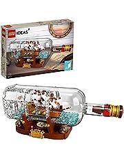 Lego 92177 Ideas Flaskeskepp Byggleksak