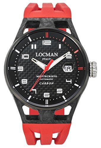 Locman - Locman Montecristo - 0544C09S-CRCBWHSR