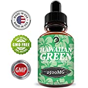 Hemp Oil 2500mg for Pain Relief - Hemp Oil for Stress Support - Anti Anxiety, Sleep Supplements - Herbal Drops - Rich in MCT Fatty Acids - Natural Anti Inflammatory for Relaxation - No CBD