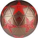 adidas Finale CDF Cap Balón de Fútbol, Hombre, Multicolor (Cobmet/Rojsol/Rojbri), 5