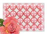 Scatola da 24perle di olio da bagno, rosa...