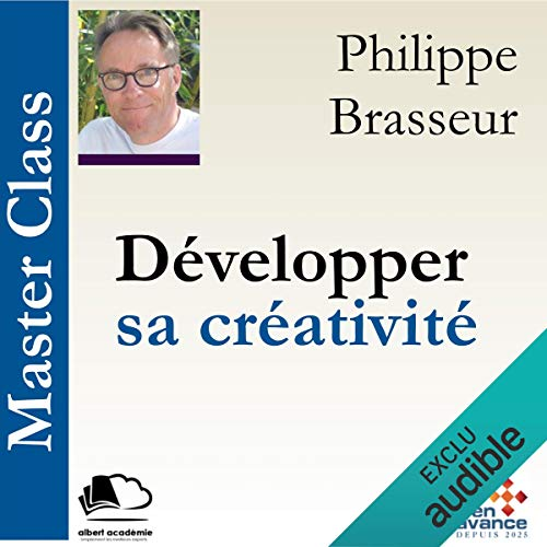 Couverture de Développer sa créativité