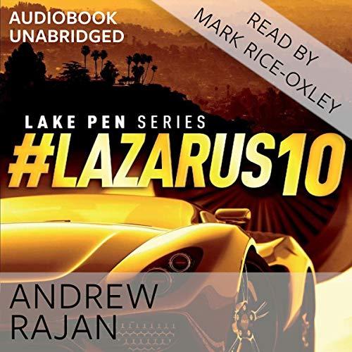 #Lazarus10 cover art