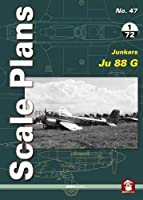 Junkers Ju 88 G 1/72 1/48 (Scale Plans)