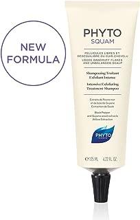 PHYTO Phytosquam Intense Exfoliating Treatment Shampoo, 3.3 fl oz