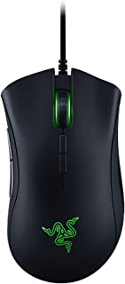 Razer DeathAdder Elite Chroma Enabled RGB Ergonomic Gaming Mouse(Renewed)