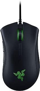 Razer DeathAdder Elite Chroma Enabled RGB Ergonomic Gaming Mouse(Renewed)