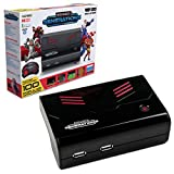 Retro-Bit Generations Plug and Play System Packed with over 90+ Popular Retro Games 2 USB Six Button Retro Style Controllers Included HDMI and AV Outputs Sleek Compact Design with Internal Game Save Feature