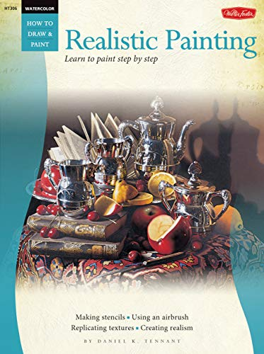Watercolor: Realistic Painting: Learn to paint step by step (How to Draw & Paint) (English Edition)