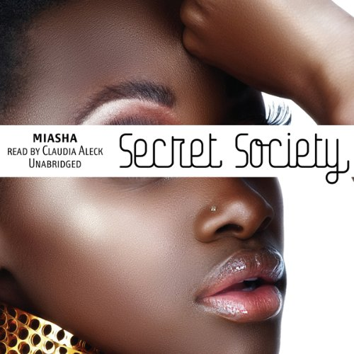 Secret Society audiobook cover art