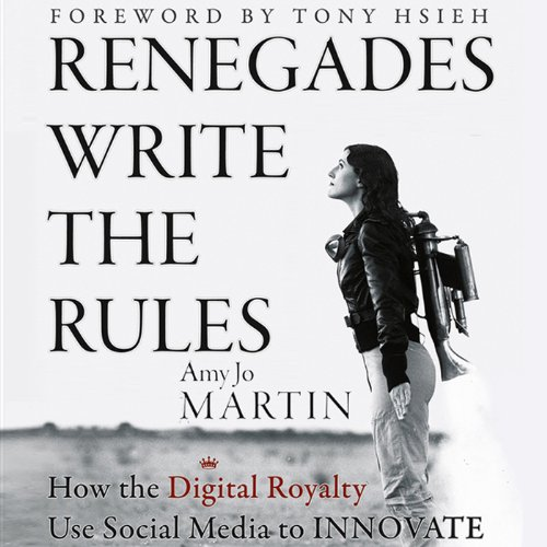 Renegades Write the Rules audiobook cover art