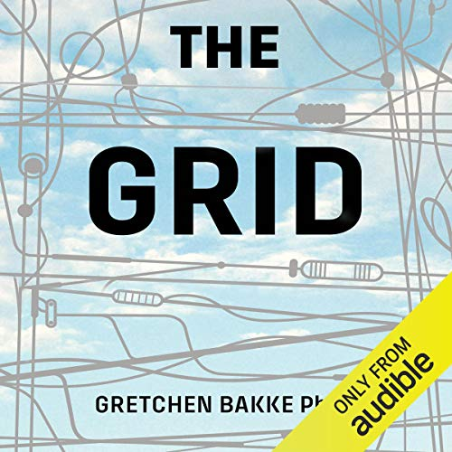 The Grid audiobook cover art
